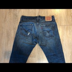 Other - Men's Levi's 511 skinny jeans.